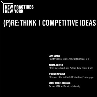 (P)RE:THINK | COMPETITIVE IDEAS